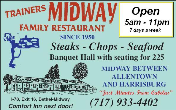 Midway Diner Amp Family Restaurant